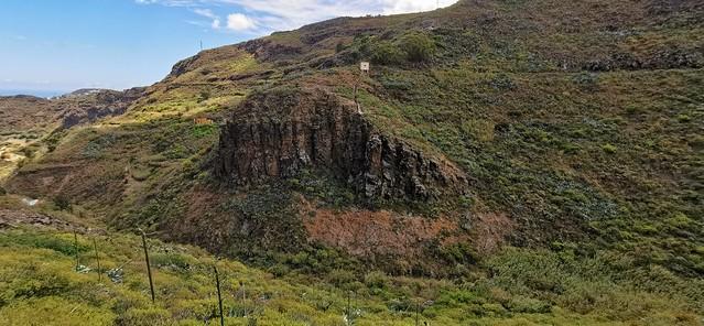 Senderismo Barranco de las Boticarias Gran Canaria 13