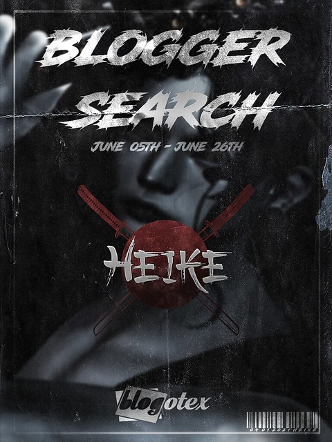 [HEIKE] - BLOGGER SEARCH - UNISEX