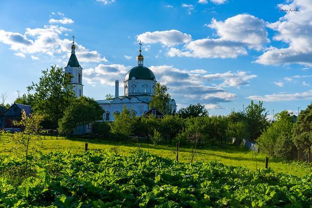 church in Rozhdestveno