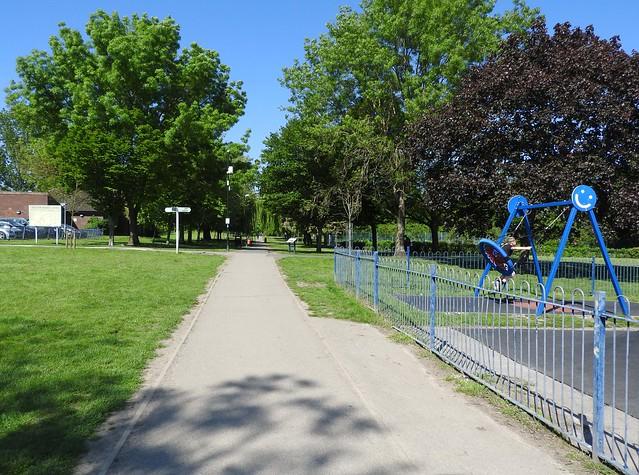 Wickford Memorial Park, Essex