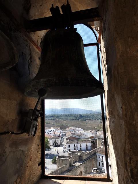 Ronda - Desde el campanario - Málaga