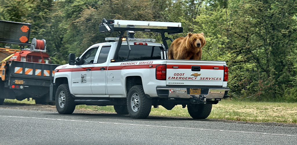 Oregon Dept. Of Transportation