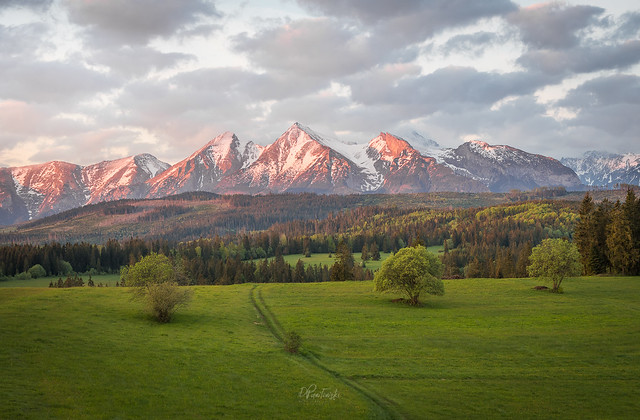 Łapszanka. Tatry Mountains