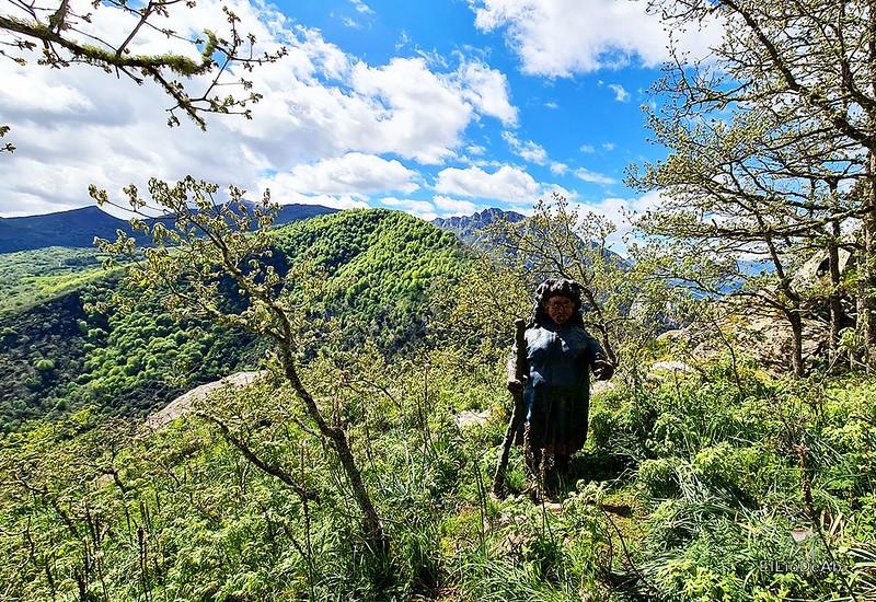 Senda Mitológica y mirador de Santa Catalina en Cantabria (26)