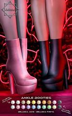 Astara - Ankle Booties