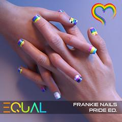 EQUAL - Frankie Nails Pride Ed.