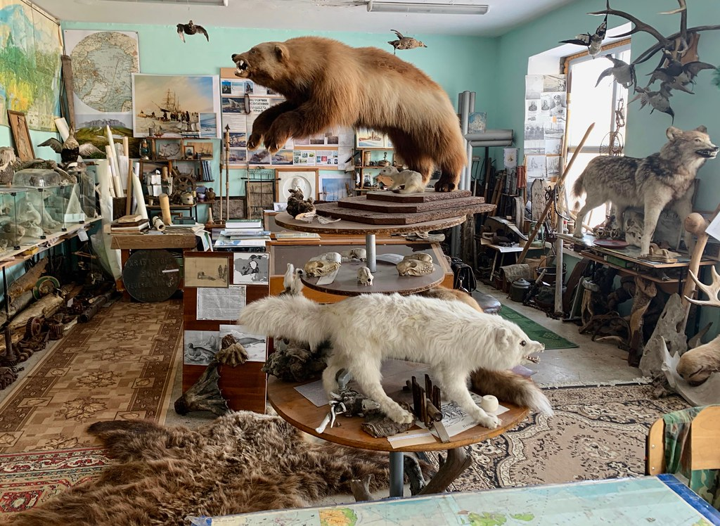 Музей Горностай в Тикси - самый интересный музей Якутии. IMG_7929