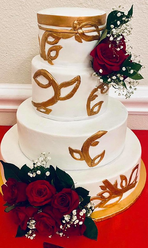 Cake by Anna Liza's Custom Cakes & More