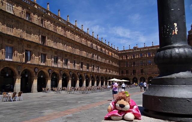 Salamanca, España. (Explore- gracias)