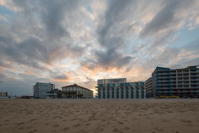 Ocean City Evening