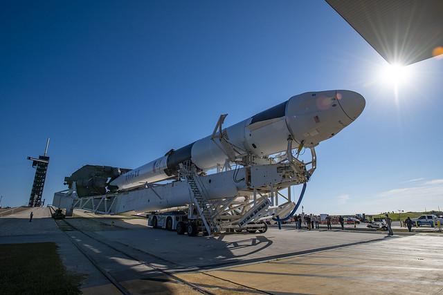 CRS-22 Mission