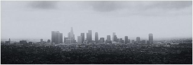 Los Angeles Sprawl [Explore]