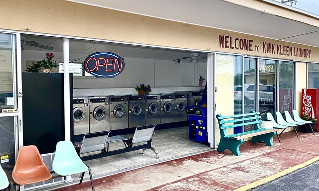 Yes, we're open - literally