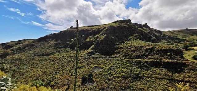 Senderismo Barranco de las Boticarias Gran Canaria 10