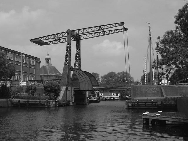 Amsterdam, Entrepotdoksluis