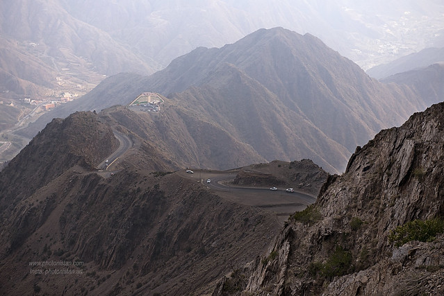 Mountains of Asir region, Abha, Saudi Arabia