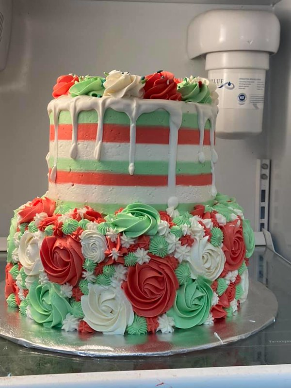 Cake by For The Love of Buttercream
