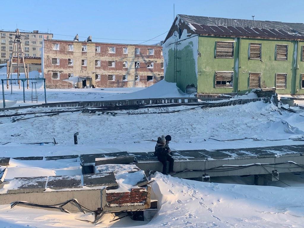 Музей Горностай в Тикси - самый интересный музей Якутии. IMG_7945