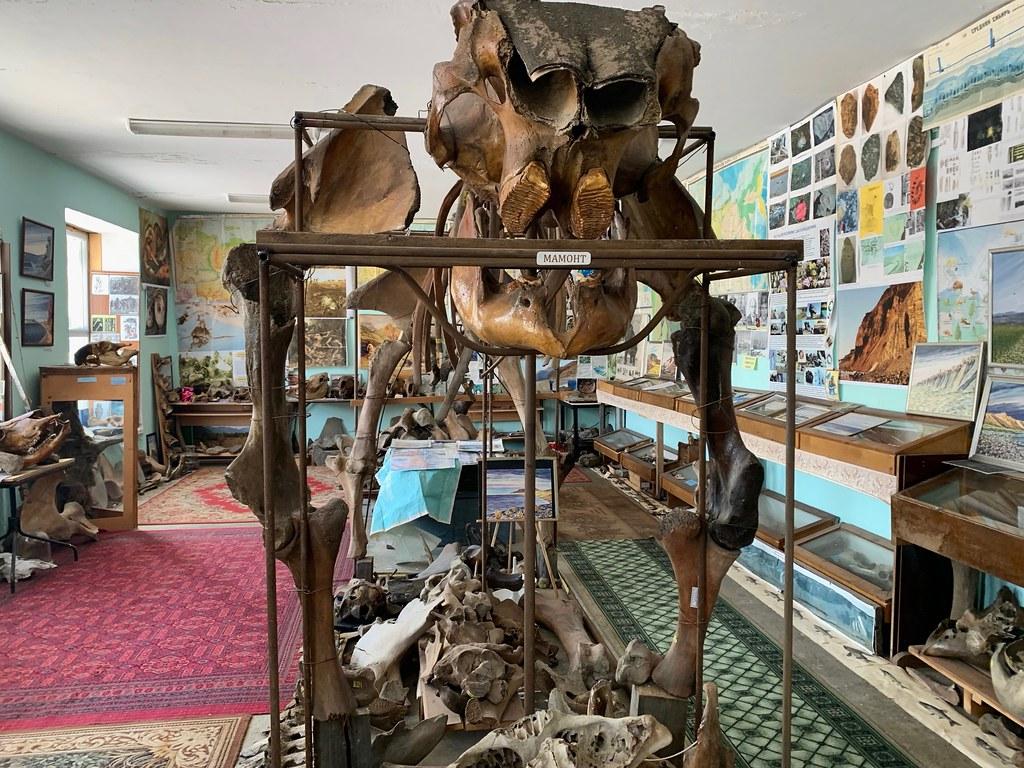 Музей Горностай в Тикси - самый интересный музей Якутии. IMG_7895
