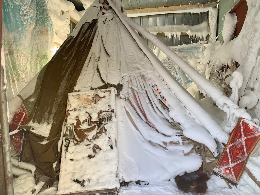 Музей Горностай в Тикси - самый интересный музей Якутии. IMG_7885