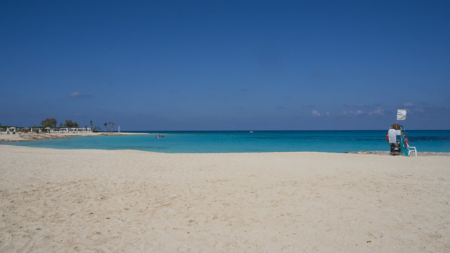 Egypt's Ghazla bay in North Coast