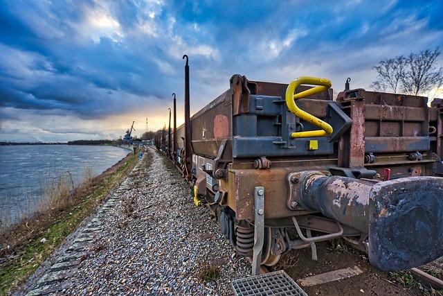 Hafen Reisholz 2