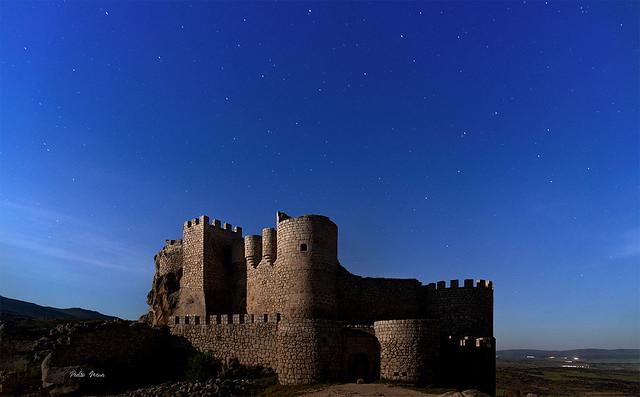 Las luces del castillo