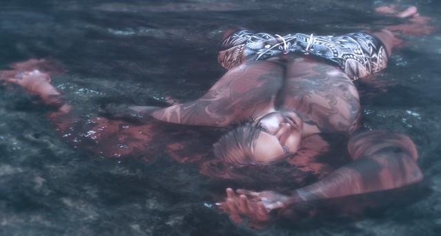 Dead Calm [2]: WATeR SERIES