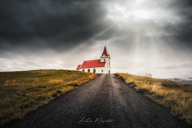Ingjaldshólskirkja (Iceland)