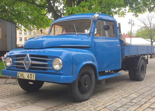 Borgward Truck