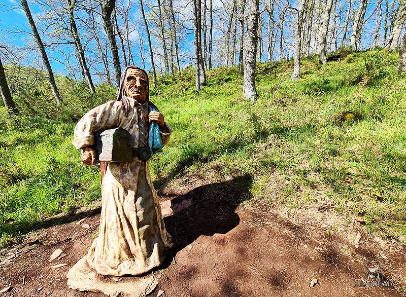 Senda Mitológica y mirador de Santa Catalina en Cantabria (9)