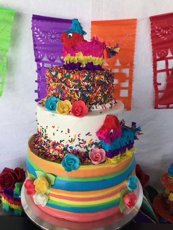 Cake by Pretty Baked Cakes