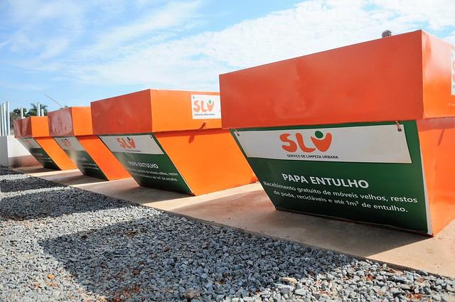 GDF investe mais de R$ 1,6 bilhão na gestão do lixo