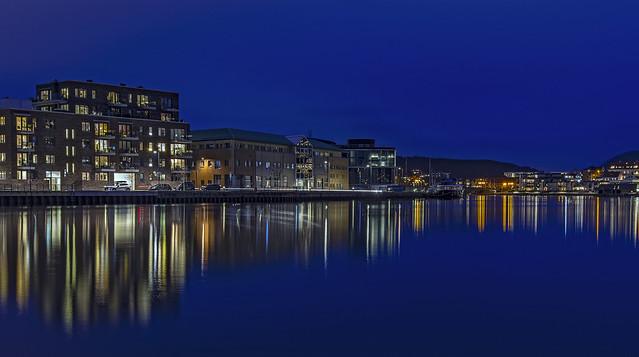 Blues of Kristiansand, Norway