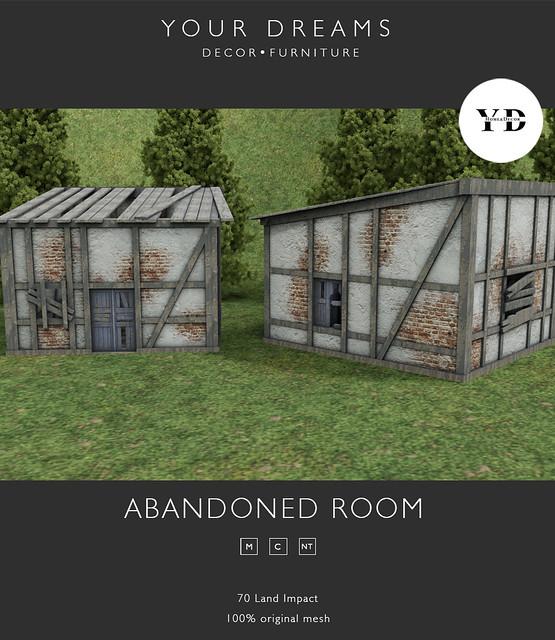 {YD} Abandoned Room