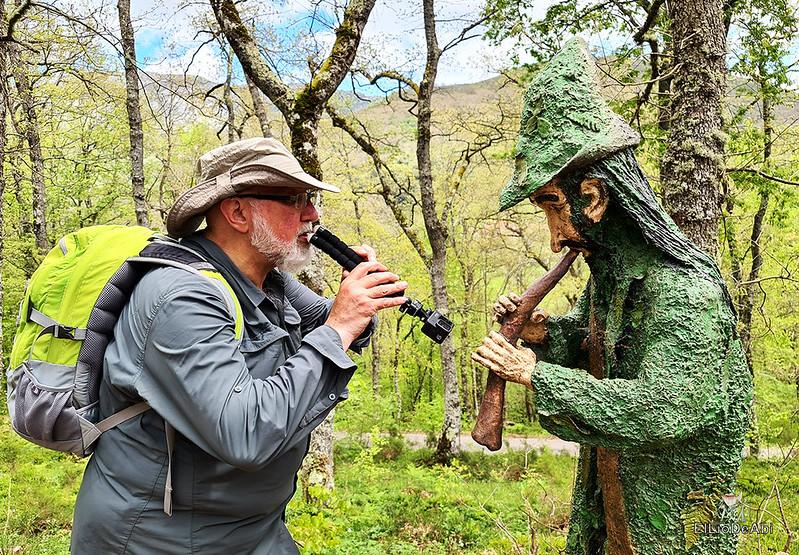 Senda Mitológica y mirador de Santa Catalina en Cantabria (1)