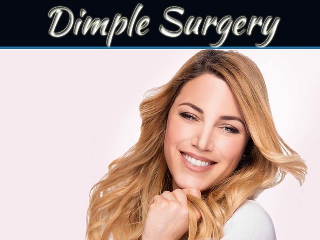 Dimple Surgery For Beautiful Women Who Desire A Cute Face