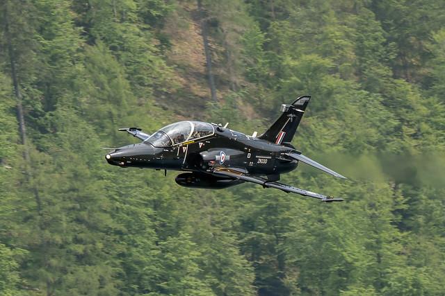 RAF Hawk T2 25 Sqn