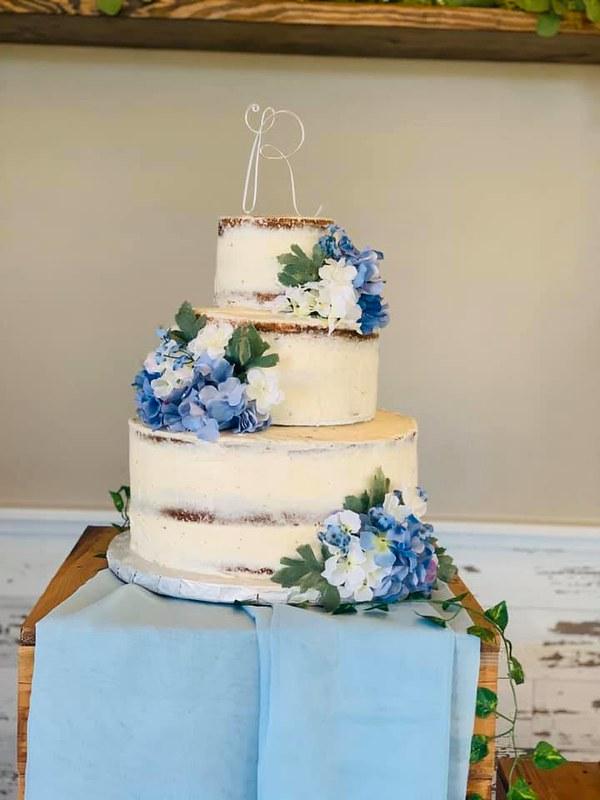 Cake by Wildflour Bakery Texas