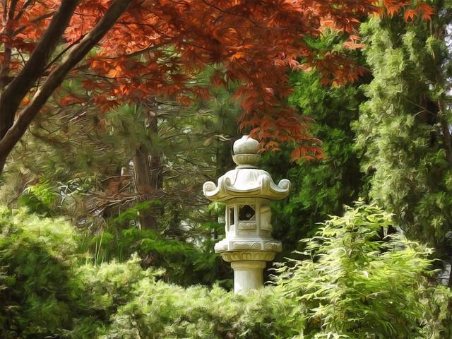 Pagoda for Birds