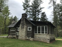 Greenbrier State Forest CCC Cabin