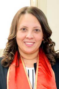 الأستاذة نيفين جرجس رشدي - باحثة بقسم العبادة والليتورجيا بالكلية الإكليريكية