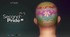 Second PRIDE Hairbase