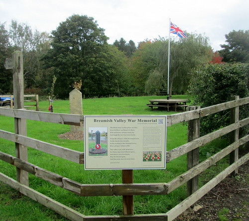 Breamish Valley War Memorial