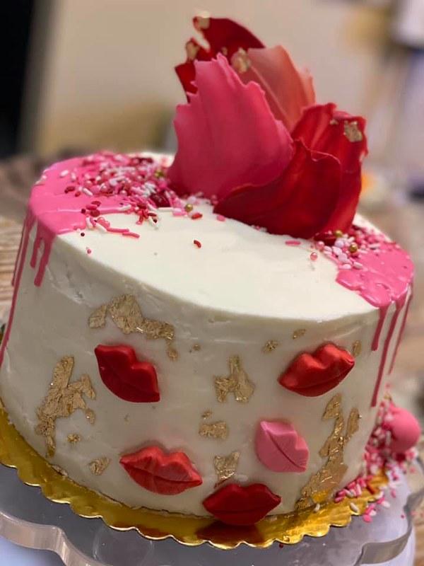 Cake from Lillie's Sweet Treats by Elizabeth Methvin