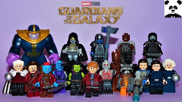 Guardians of the Galaxy (2014) - The MCU Infinity Saga No. 10