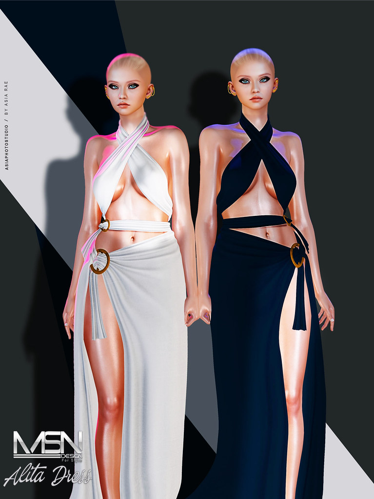 New Release@Alita Dress