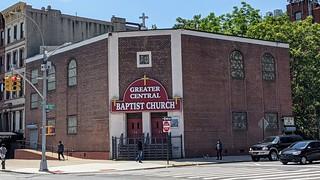 Greater Central Baptist Church