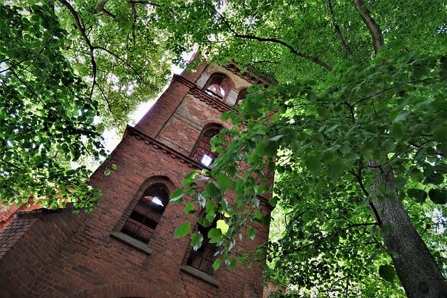 Evangelical Church in Białuty