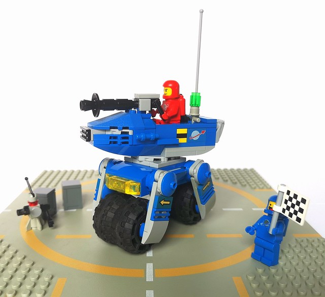 Multi Terrain Vehicle MTV-7 Classic Space